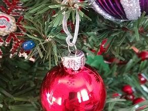 Mini Tree Ornament Hook