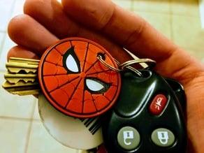 Spiderman Keychain/Ornament
