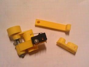 Parametric Adjustable Z endstop holder