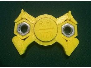 Dizzy M&M Fidget Spinner