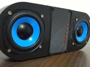 180 rotating Bluetooth speaker