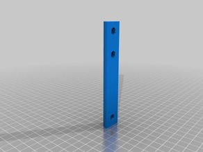 Extended Nut Trap for MPCNC