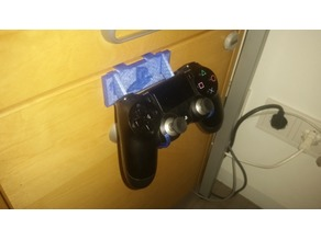 PS4 Controller drawer mount
