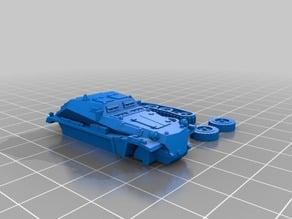 Sdkfz 252 easy print