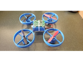 Quad Drone 8.5mm Motors