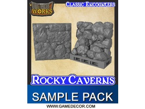 Rocky Caverns Sample Pack