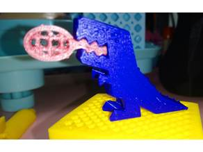 Key chain for Robber Rex