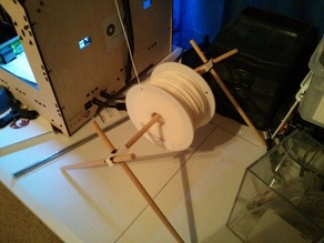 Yes You Can Print A Spool Holder!