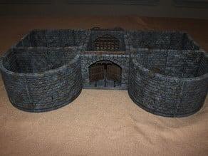 OpenForge Stone Barbican
