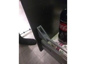 IKEA FAKTUM Rationell Renforcement de l'attache face porte (Drawer Door reinforcement)