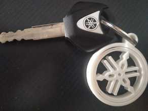 Yamaha Gyro Keychain