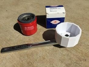 Wrench for Allison transmission filter 29539579