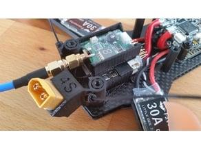 ZMR250 Rear VTX and Rx holder
