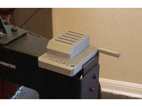 MMSP Tool Holder with SD Card Storage