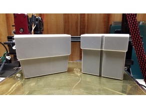 Cosplay Bandoleer Boxes
