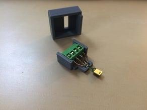 SHT 75 Sensor terminal block