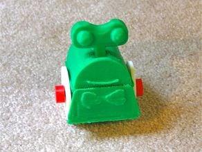 Tyree Push Toy
