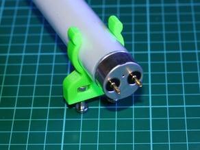 T8 Fluorescent Tube Holder