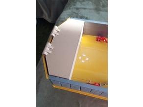 MAN TGA Tieflader Transportbox