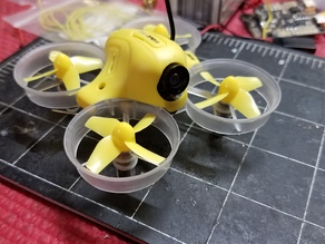 15 degree FPV Inductrix Mount