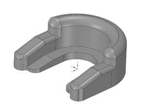 E3Dv6 Bowden coupling clip