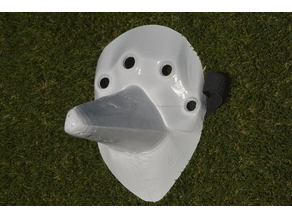 Uta (No Face) mask from Tokyo Ghoul:Re