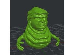 Trump slime