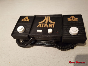 ATARI PONG Remixed by Game Makers