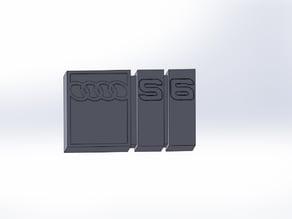 Audi URS6 Badge