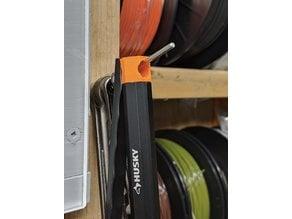 deburring tool hanger