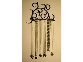 Decorative Hooks - Necklace Hanger