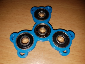 Bears Fidget Spinner
