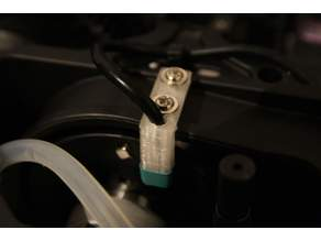 Hirobo SDX HAL sensor mount