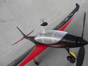 FPV plane camera holder for model Z