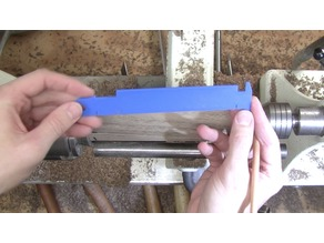 Lathe Jigs for Making Barley Twist Candle Holders