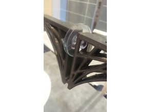Shelf Bracket Remix with suction cup
