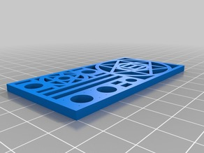 My Customized Subdivided Surfaces