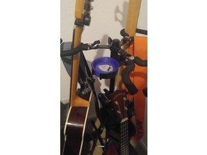 Guitar Pick Tray Conversion for Mic Stand Cup Holder