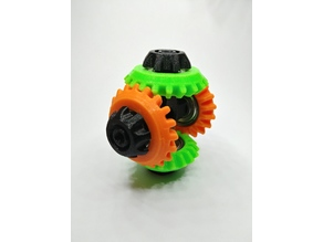 Bevel Gear Fidget