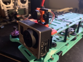 RunCam Micro Swift 3 mount for Hovership MHQ2