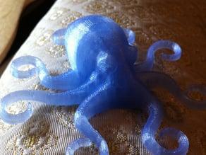Bucket O' Octopodes (thicker legs)