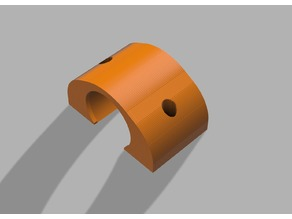 Y Axis Bed Bearing Holder for stock Prusa MK3
