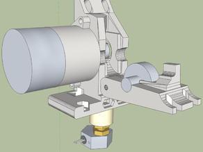 PG35L M.U.X Extruder (Micro Universal uniX)