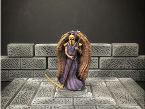 Featured Creature 5E: Death Angel (Heroic scale)