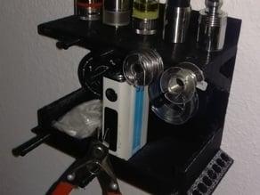 E-Cigarette Atomizer wall mount