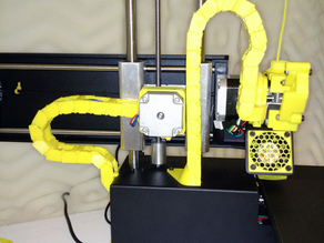 Printrbot Metal Open Cable Chain Kit