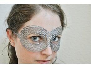 Dash Masquerade Mask