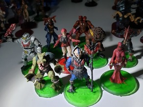 The Horde - Miniature - Baseless