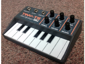 The Tiny-TS Touch Synthesizer