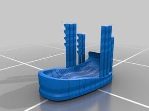 Pathfinder: Bendable One-Piece Plastic Shoe